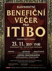 Slavnostní benefiční večer pro Itibo @ Atrium Palác Pardubice | Pardubický kraj | Česko