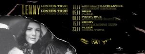 LENNY Lovers Tour @ Žlutý pes club   Pardubický kraj   Česko