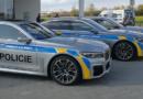 Policistům pomůže v boji s piráty silnic deset nových vozidel…