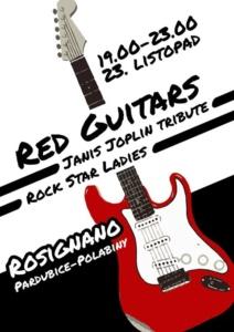 Red Guitars v Rosignanu @ Restaurace Rosignano | Pardubický kraj | Česko