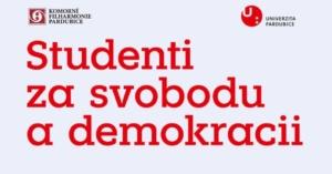 Studenti za svobodu a demokracii: koncert k Listopadu 89 @ Univerzita Pardubice | Pardubický kraj | Česko