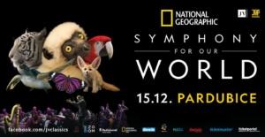 National Geographic: Symfonie našeho světa @ enteria arena Pardubice   Pardubický kraj   Česko