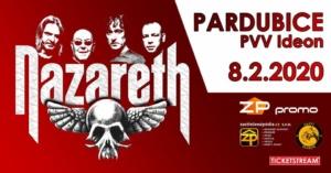 Nazareth (GB) @ Ideon Pardubice | Pardubický kraj | Česko