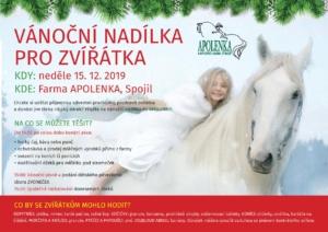 Zvířecí nadělení v Apolence @ Apolenka Spojil | Spojil | Pardubický kraj | Česko