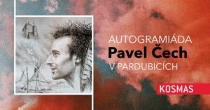 Autogramiáda Pavla Čecha v Pardubicích @ Krajská knihovna v Pardubicích | Pardubický kraj | Česko