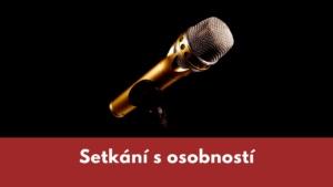 Setkání s osobností @ Krajská knihovna v Pardubicích | Pardubický kraj | Česko