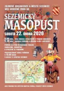 Masopust v Sezemicích @ Sezemice | Sezemice | Pardubický kraj | Česko