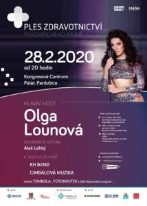 Ples zdravotnictví Pardubického kraje 2020 @ Congress Centre Palác Pardubice | Pardubický kraj | Česko