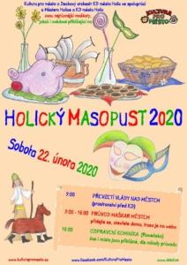 Holický masopust 2020 @ Holice | Holice | Pardubický kraj | Česko