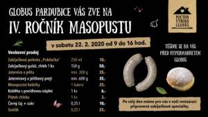 IV. ročník Masopustu @ Globus Pardubice | Pardubický kraj | Česko