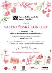 Valentýnský koncert @ Slavnostní sál radnice Pardubice   Pardubický kraj   Česko
