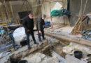 Převratný objev na zámku poodhaluje nejstarší historii Pardubic…