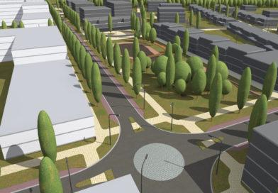 V Pardubicích vznikne bytový projekt s největším podílem zelených ploch…