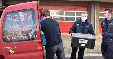 Majitelé restaurace Bavorský dvůr v Sezemicích se rozhodli vařit hasičům, zdravotníkům i policistům…