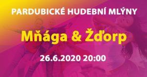 Mňága a Žďorp @ Automatické mlýny | Pardubický kraj | Česko
