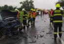 Při nehodě u Medlešic se zranilo šest lidí…