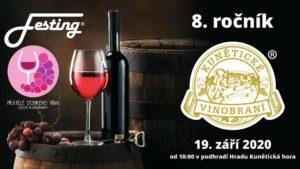 Kunětické vinobraní 2020 @ Hrad Kunětická hora | Ráby | Pardubický kraj | Česko