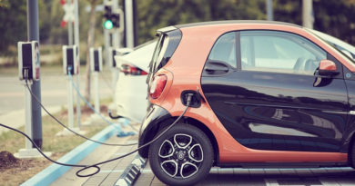 Dobíjet elektromobily by mělo být možné v areálech Nemocnic Pardubického kraje…