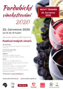 Pardubické vínokoštování 2020 @ Ekocentrum PALETA | Pardubický kraj | Česko
