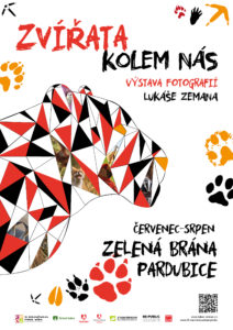 Vernisáž fotografické výstavy Zvířata kolem nás @ Zelená brána Pardubice | Pardubický kraj | Česko