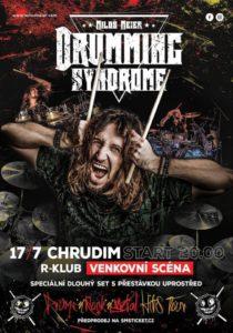 Drumming Syndrome @ R Klub Chrudim | Chrudim | Pardubický kraj | Česko