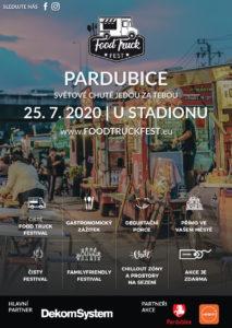 Food Truck Fest Pardubice @ U stadionu Pardubice | Pardubický kraj | Česko