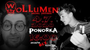 Michal Viečorek Wollumen koncert akustik @ RC Ponorka | Pardubický kraj | Česko