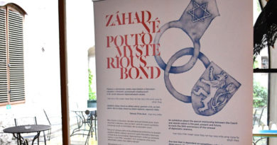 Záhadné pouto mezi Českou republikou a Izraelem…