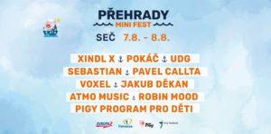 Přehrady Mini FEST - Seč @ Sečská Přehrada | Česko