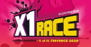 X1 RACE 2020 @ Pardubice polygon ÚAMK | Pardubický kraj | Česko