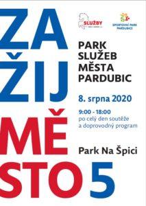 ZAŽIJ MĚSTO 5 @ Park Na Špici | Pardubický kraj | Česko