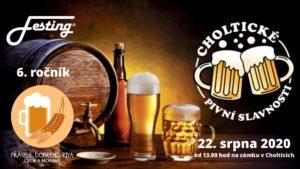 Choltické pivní slavnosti 2020 @ Zámek Choltice | Choltice | Pardubický kraj | Česko