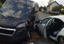 Dopravní nehoda u obce Červená Voda si vyžádala pět zraněných osob…