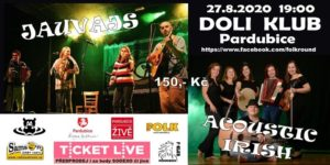 IRSKÝ VEČER @ Folk klub Pardubice / Bluegrass klub Pardubice | Pardubický kraj | Česko
