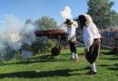 Historické střílení z valů zámku je stále populárnější…