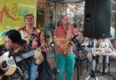 """Mlsná káva se proměnila ve slavný kubánský klub. """"V Pardubicích hrajeme vždycky moc rádi,"""" vyznali se členové kapely Atarés"""