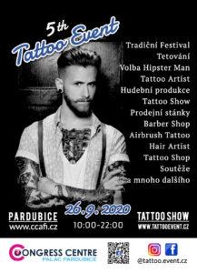 V. Tattoo Event @ Congress Centre Palác | Pardubický kraj | Česko