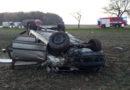 Tři zraněné osoby při nehodě u Čankovic…