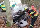 Vážná dopravní nehoda u obce Kladruby nad Labem…