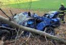 Víkend přinesl sérii dopravních nehod v kraji…