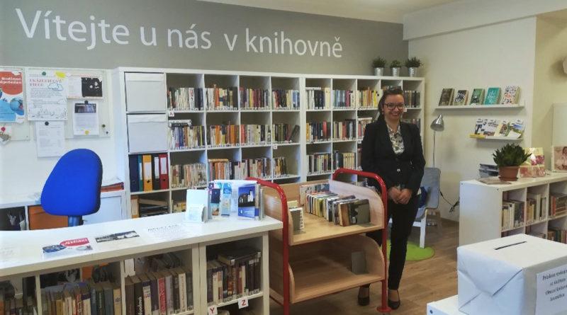 Ocenění v soutěži Knihovna roku 2020 putuje i do Jaroměřic a do Poličky…