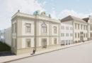 Sportovní hala na Tyršově náměstí v Chrudimi dostane novou tvář i nový sál…