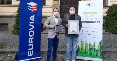 Pardubice si i letos udržely titul Město pro byznys…