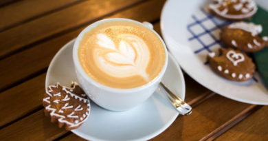 Z pardubických kaváren se bude během Adventu linout vůně perníku…