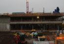 Skelet stavby centrálního příjmu v Ústí nad Orlicí bude hotov do konce roku…