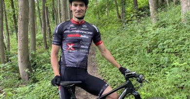 Hlinecký biker Filip Adel je celkový vítěz Českého poháru v MTB maratonu pro rok 2020…