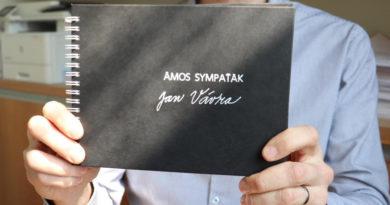 Ámos Sympaťák Jan Vávra: Škola není jen o předávání informací. Při distanční výuce mi nejvíc chybí osobní kontakt…