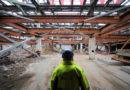 Rekonstrukce bývalého obchodního domu Prior se výrazně prodloužila…