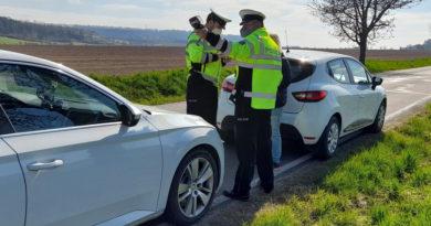 Policie se zaměřila na rychlost v kraji…
