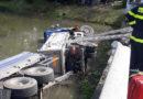 Tragická dopravní nehoda dnes dopoledne v Poličce…